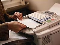 ファックスでお申込み